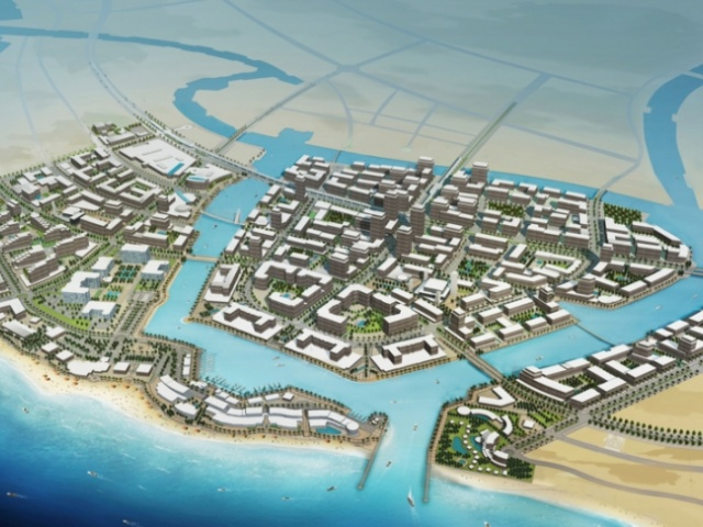 Bathymetric Survey for the Navigation channel - King Abdullah Economic City