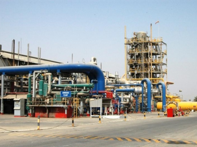 SAFCO Urea Stock Material Verification - Jubail