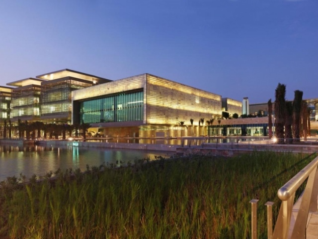 Research Park Infrastructure, King Abdullah University Of Science (KAUST)