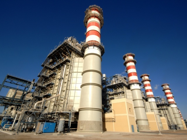 Rabigh Power Plant II – Surveying Services