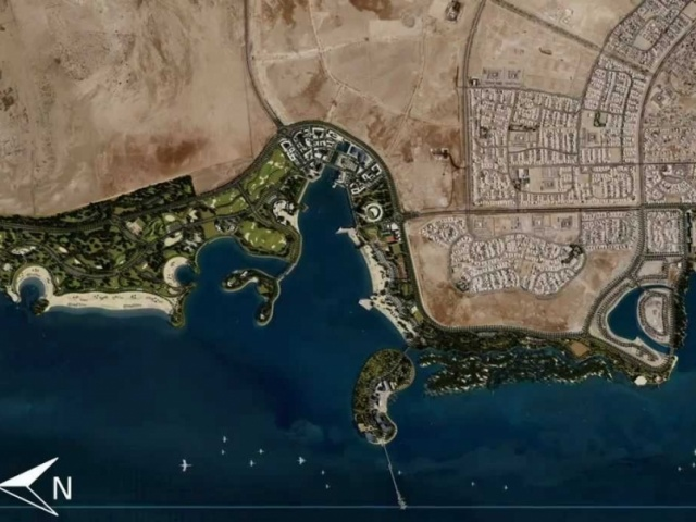 MODA Water Front Development Project