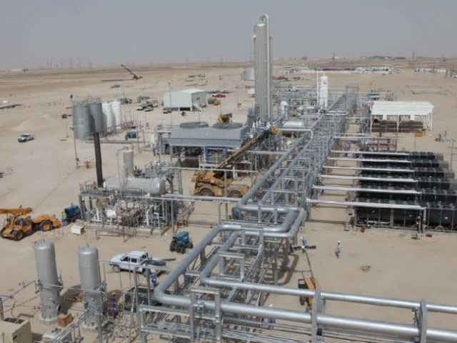 KGOC Gas and NGL Export System, Khafji And Kuwait